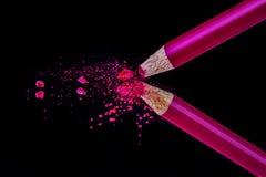 Ołówka tło Zdjęcie Royalty Free