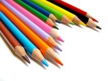 ołówki barwy obrazy stock