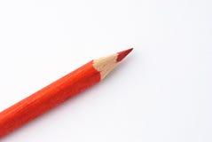 ołówkowa czerwień Zdjęcia Stock