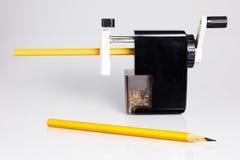 Ołówkowa ostrzarka Obrazy Stock