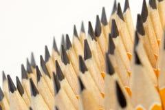 Ołówkowi prącia w karambol , Biznesowi pomysły obrazy stock
