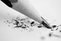 ołowiany ołówek Obraz Stock