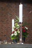 ołtarzowe świeczki Zdjęcie Stock