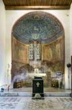 Ołtarzowy Santa Maria Cosmedin obrazy stock
