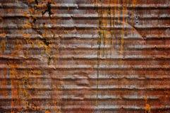 ośniedziała metal tekstura Ilustracja Wektor