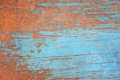 ośniedziała metal tekstura zdjęcie stock