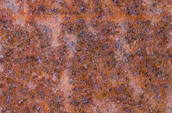 Ośniedziała metal tekstura 003 Obraz Stock