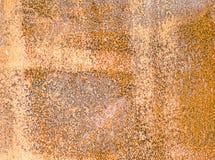 ośniedziała metal tekstura Zdjęcia Stock