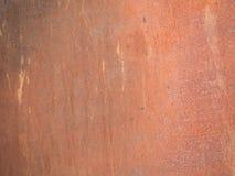 ośniedziała metal tekstura Obrazy Stock