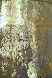 ośniedziała metal tekstura Zdjęcia Royalty Free