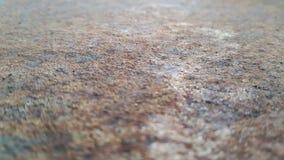 ośniedziała metal tekstura Korodowanie metal rusty abstrakcyjne tło Zdjęcie Stock