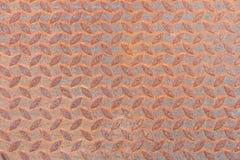 Ośniedziała metal tekstura lub ośniedziały metalu tło ośniedziały metal dla wewnętrznego zewnętrznego dekoracja projekta Obrazy Stock