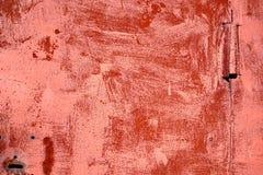 Ośniedziałej grunge porysowanej tekstury przemysłowy tło zdjęcie stock