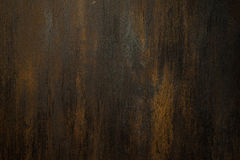 Ośniedziały metal korodujący tekstury tło Obraz Stock