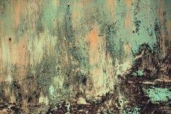 Ośniedziały metal textured tło Zdjęcie Stock