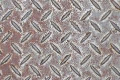 Ośniedziali metali talerze Obrazy Royalty Free