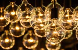 Oświetleniowy wystrój zdjęcia stock