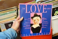 O álbum do amor imagens de stock royalty free