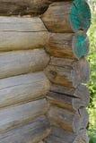 O ângulo da casa velha Imagens de Stock