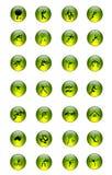 O ícone do esporte ajustou-se [01] Imagem de Stock