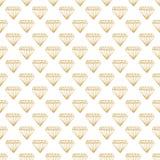 O ícone do fundo do diamante grande para alguns usa-se Imagem de Stock Royalty Free
