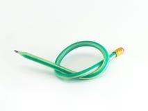 ołówek elastyczny Zdjęcia Royalty Free