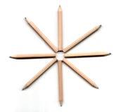 ołówek ilustracyjny obraz stock