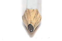 ołówka frontowy srebro Obrazy Royalty Free