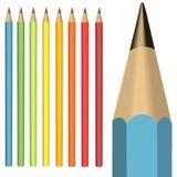 ołówki Zdjęcie Royalty Free