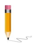 Ołówkowa ilustracja Zdjęcia Royalty Free