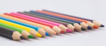 Ołówkowy kolor Zdjęcie Stock