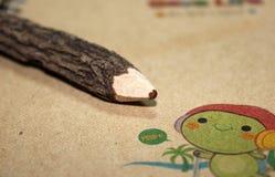 Ołówkowy rysunek Zdjęcia Stock