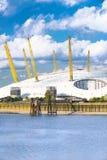 O2ий концертный зал, Лондон, Великобритания Стоковая Фотография RF