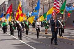 O 160th dia do St. Patrick anual Fotos de Stock