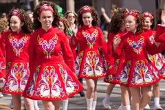 O 160th dia do St. Patrick anual Imagens de Stock