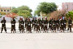 O 3ö aniversário da independência de Cabo Verde Imagem de Stock