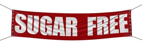 O açúcar grande livra a bandeira Imagens de Stock Royalty Free