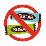 O açúcar livra Imagens de Stock