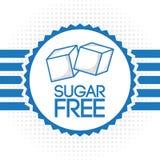 O açúcar livra Imagem de Stock