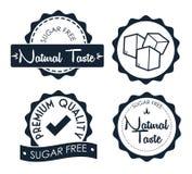 O açúcar livra o projeto Fotos de Stock Royalty Free