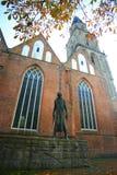 O Aa-kerk ou a igreja de Der Aa Imagens de Stock