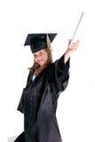 O adolescente desenvolve um futuro na instrução Fotos de Stock Royalty Free