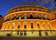 O Albert real Salão em Londres Fotografia de Stock