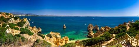O Algarve Fotografia de Stock