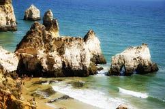 O Algarve Foto de Stock Royalty Free