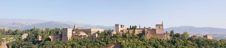 O Alhambra Fotografia de Stock
