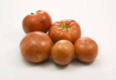 O alimento biológico é uma obrigação para a saúde Fotografia de Stock Royalty Free