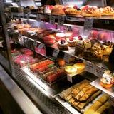 O alimento do Madri deleita a sobremesa Foto de Stock
