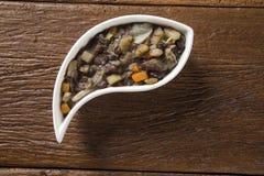 O alimento tradicional brasileiro chamou feijao de capataz Imagens de Stock