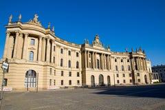 O Alte Bibliothek em Berlim Fotografia de Stock